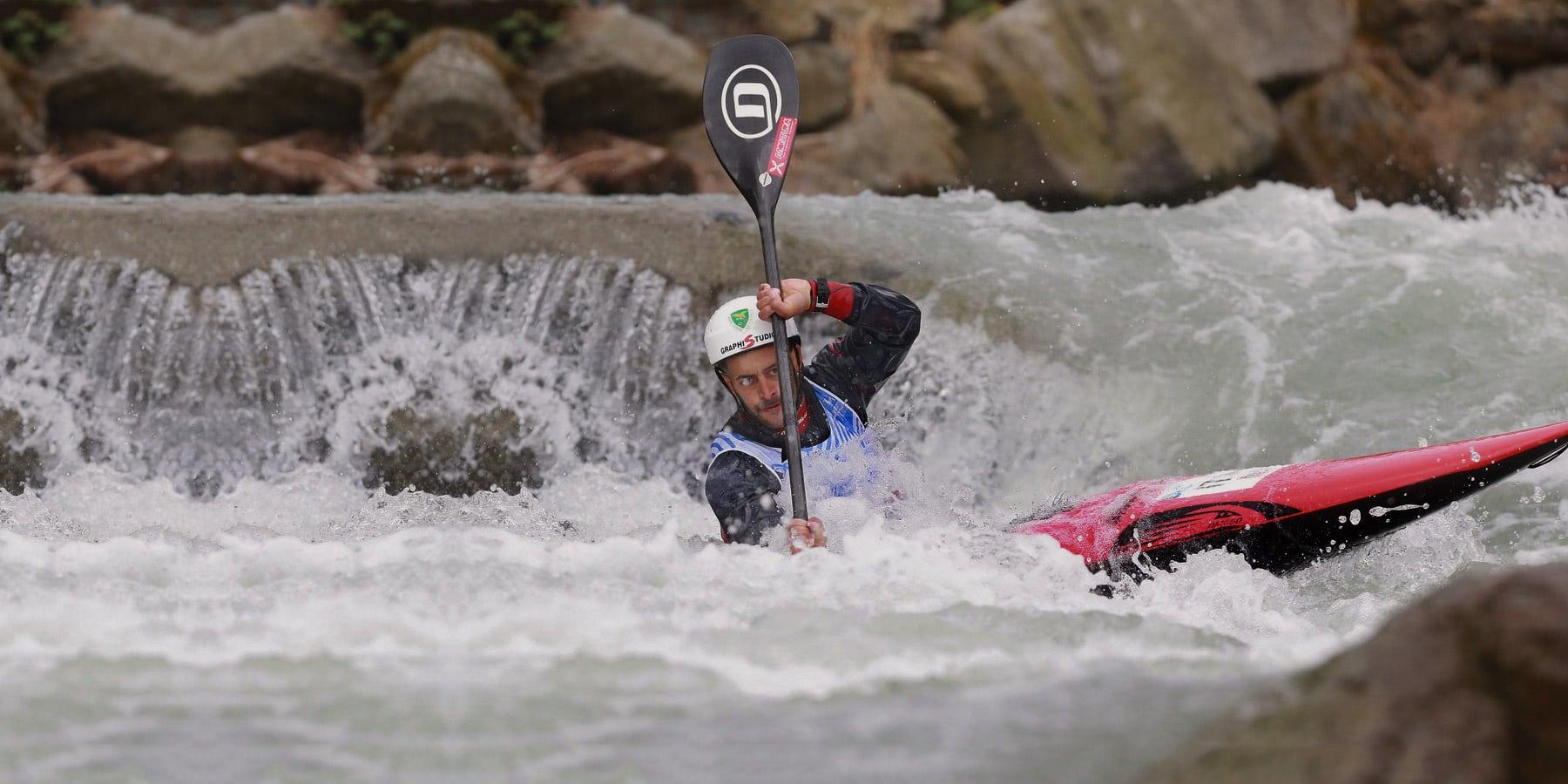 Nelo Kayaks - Slalom
