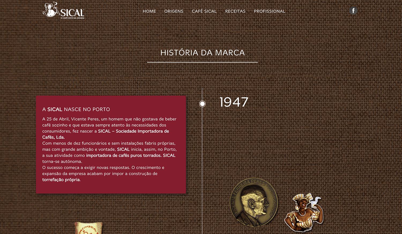 Sical - História